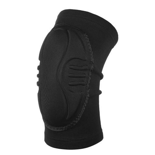 2 unids rodilla brace rodilla manga voleibol rodillera apoyo protector de la pierna protector de la pierna deportes snowboard rodilla manga de compresión almohadilla