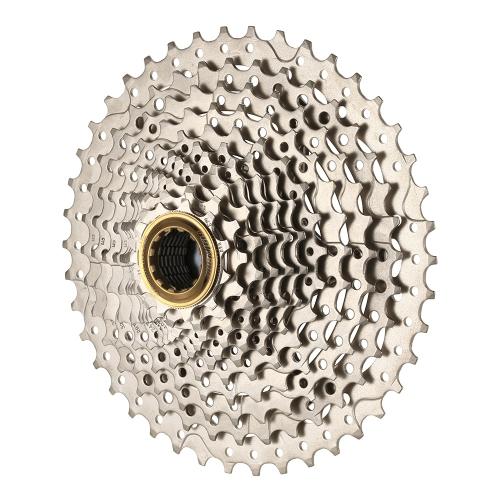 Edelstahl MTB Fahrrad Radfahren Kassette Freilauf 11 Geschwindigkeit Hinten Freilauf Fahrradteile