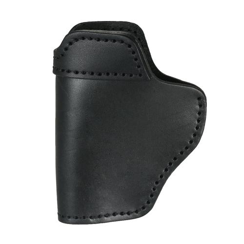 Tragbare leichte Jagdausrüstung Halter Tasche Leder verdeckte Carry Holster Tasche mit Clip
