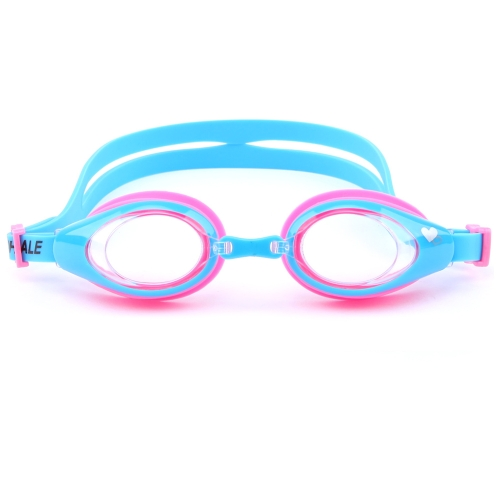 Niños gafas de natación Swim Glass Anti-fog UV Protección de silicona Seal Waterproof Anti-Shatter Swimming Glass