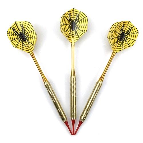 3 STÜCKE Soft Darts Indoor Sport Spiel Kupfer Gerade Dart Anzug Training Fitness Sicherheit Darts Kit