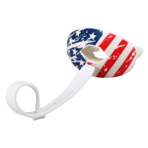 Rugby Mouth Guard Food Grade Tooth Protector American Football Mouthguard Lip Protection