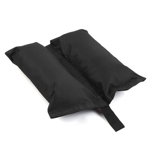 Image of Zelt Gewicht Fit Tasche Baldachin Bein Gewicht Tasche Leere Sofortige Zelt Sandsack Outdoor Sun Shelter Zelt Gewicht Tasche Terrasse Zubeh
