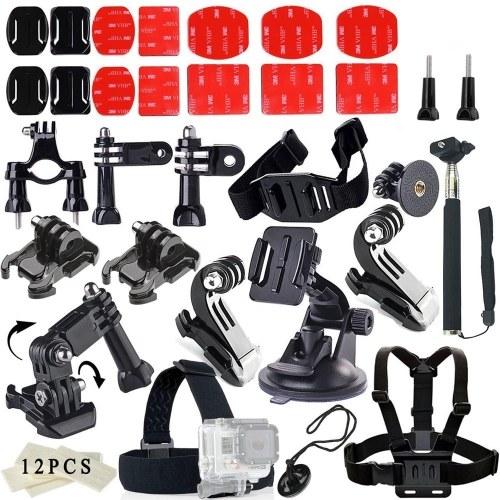 Acessórios para câmeras Cam Ferramentas para Outdoor Fotografia Câmeras Proteção Conjunto de Ferramentas para Gopro Hero 5 / Session / 4/3/2