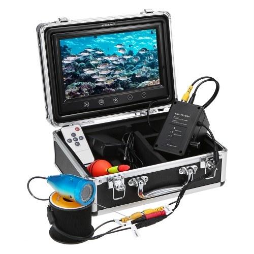 """Kit de cámara de pesca submarina para monitor portátil de 7 """"pulgadas"""