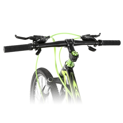 Bike Handlebar Grips 22mm Bicycle Grips Soft Rubber Handlebar Cover End Non-Slip Rubber Grips