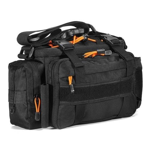 Attrezzatura da pesca multifunzionale Sport all'aria aperta Esche da pesca Tackle Gear Utility Storage Bag Borsa a tracolla