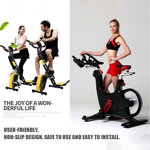 Pedales de bicicleta estática con bicicletas