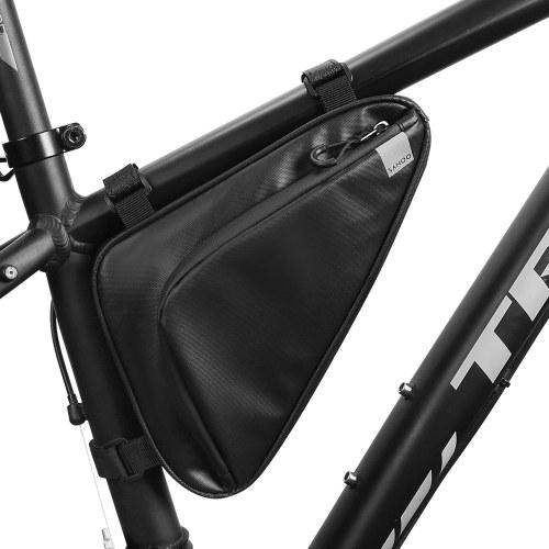 Saco impermeável do triângulo da bicicleta