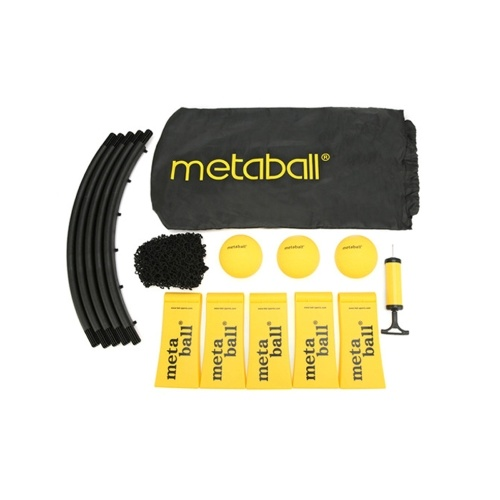 Mini Beach Volleyball Spike Ball Game Set