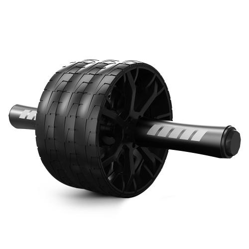 Abdominal Roller Home Office Fitnessstudio Fitness-Trainingsgeräte Übungsrollrad mit Knieschoner