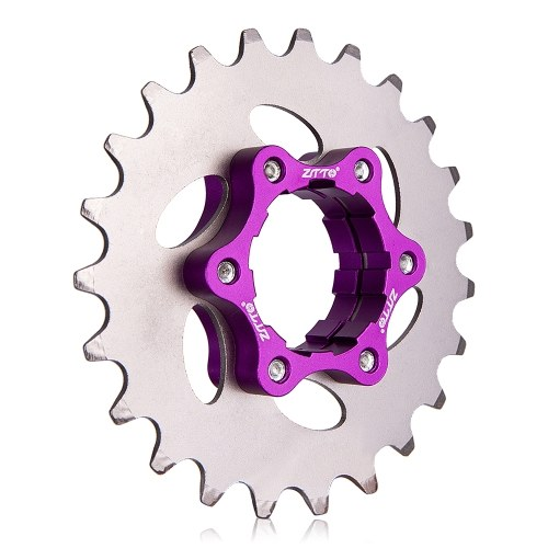 16T/17T/18T/20T Single Speed Freewheel MTB Bicycle Cassette Sprocket Gear