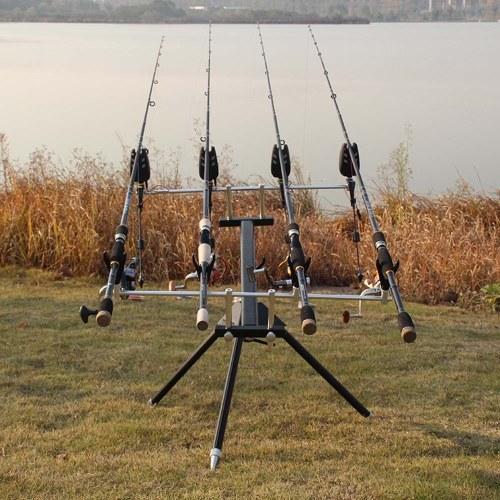 Aluminum Fishing Rod Pod