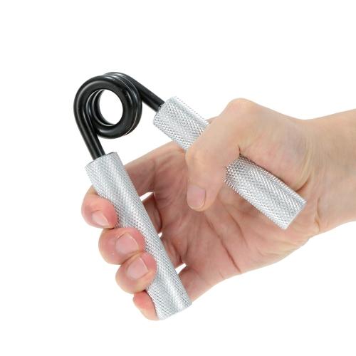 Alluminio lega primavera-presa per polso e avambraccio Strengthener mano presa da 100 libbre a 350 libbre