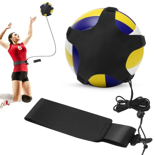 Volleyball Training Equipment Aid Training Belt Solo Practice Trainer for Serving and Arm Swing Serve Trainer for Beginners