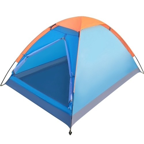 Camping Zelt Outdoor Wandern Backpacking Zelt Shelter für 1-2 Personen