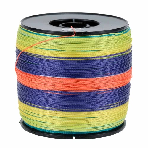1000M Super Strong Multifilament Polyethylene Braided Fishing Line 6LB to 40LB