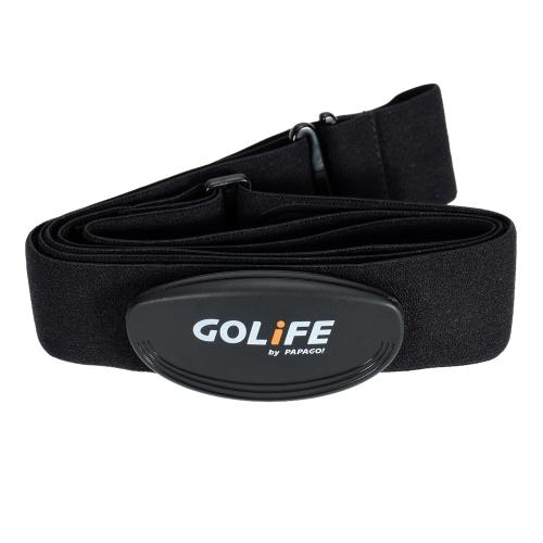 GOLiFE ANT + inalámbrico deporte pulso transmisor pecho correa pulso Monitor del latido del corazón banda ejecutando ejercicios de Fitness