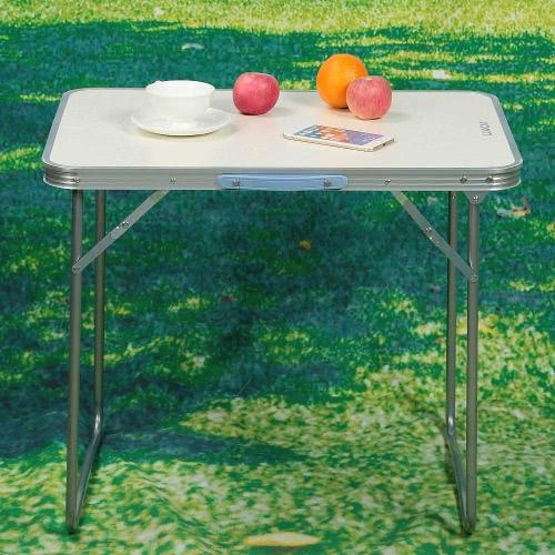 Lixada 70 * 50 centímetros Folding Table Portátil Indoor Outdoor Picnic Partido de jantar Camping Desk