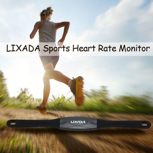 Lixada Bluetooth 4.0 Wireless Sport Heart Rate Monitor ultradünnen Brust Gurt Band laufen Fitness Übung für Android-Handy für iPhone4s 5 5 s 5c 6 6 plus