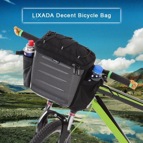 Рама Труба Lixada Велосипед сумка Корзины Передняя сумка Handlebar Poch чехол
