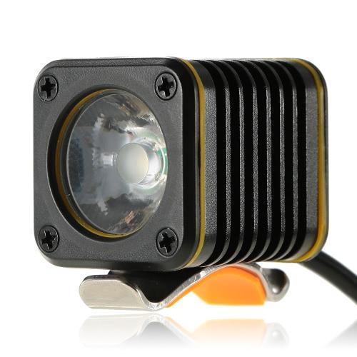 500 Lumen Fahrrad-LED Frontleuchte Aluminium-USB-Lade Radfahren Fahrradlampe Warnlicht intelligente Temperaturregelung Lampe IPX6 Wasserdicht