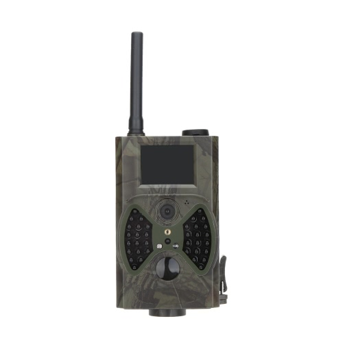 Lixada 2G GSM MMS/SMS/SMTP 16MP 0.5S Trigger Time Scouting Hunting Camera 940NM IR LED HD Digital Infrared Trail Camera HC-350M/G