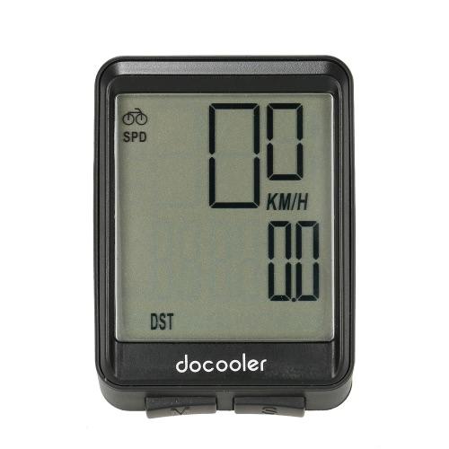 Docooler BKV1501 Drahtloser Fahrradcomputer