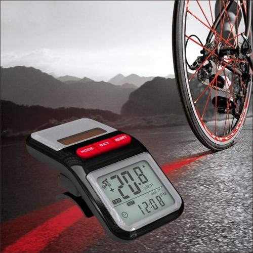 CR770 Fahrrad-Kilometerzähler und Tachometer