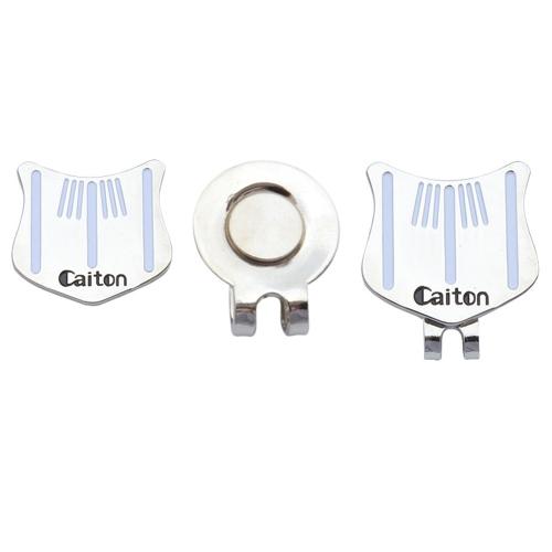 1PCS Professional Golf Cap Clip Магнитные шлемы для гольфа Металлические мячи для гольфа Маркеры для гольфа Аксессуары для спорта