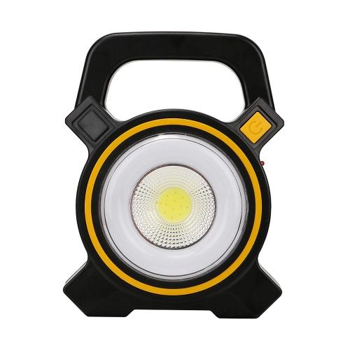 Wiederaufladbare Camping Lampe Portable Wandern Laterne Solar Power LED Camping Licht
