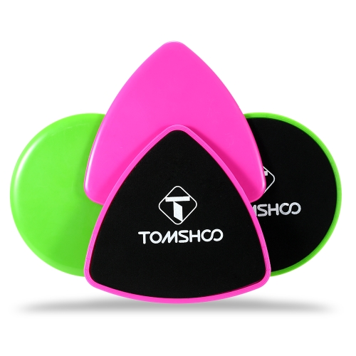 TOMSHOO Pack of 4 Gliding Discs Set