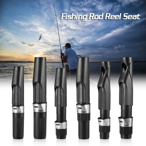 Fly Fishing Rod Reel Seat Spinning Wheel Rod Mount Clip Casting Fish Accessory Tools