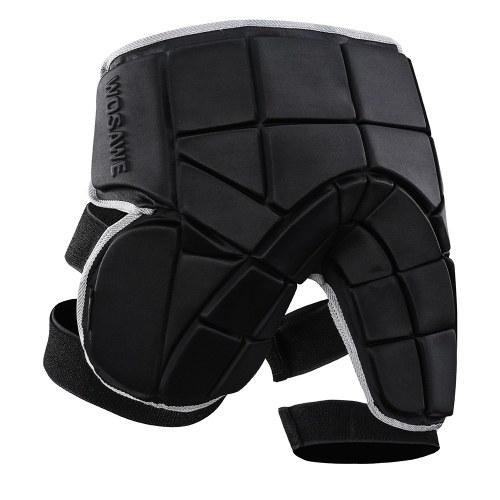 Pantaloncini corti di protezione imbottiti in visiera imbottita in EVA Pantaloncini protettivi regolabili in materiale sintetico