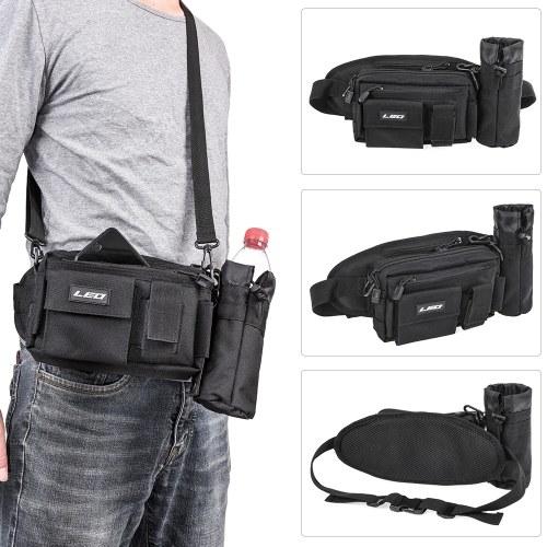 Multifunctional Fishing Waist Pack Breathable Single Shoulder Bag фото