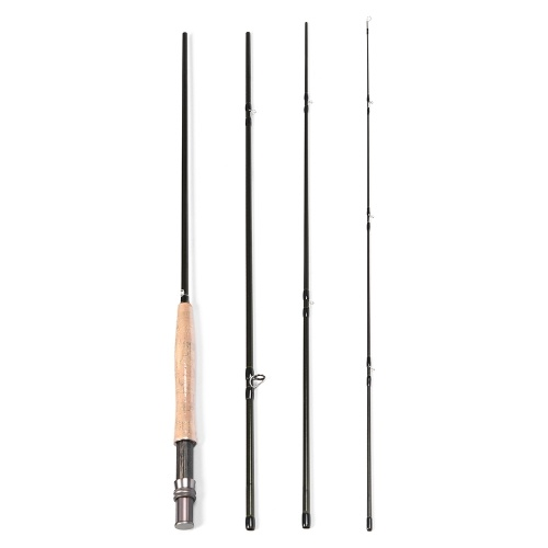 Blusea Fishing Rod 2.7M 4 Sections Staccabile