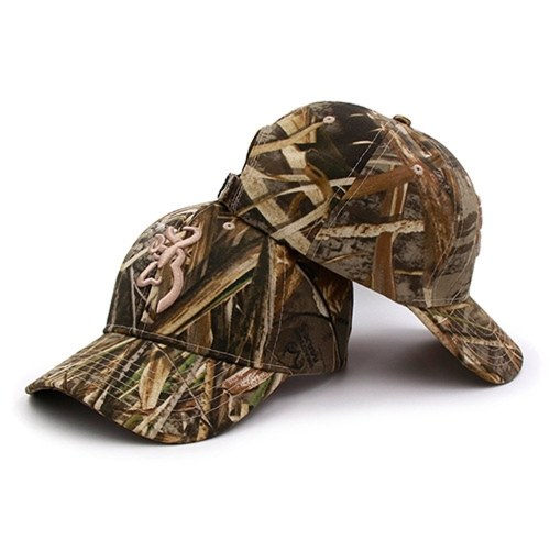 Outdoor Sport Baseball Fishing Hunting Camouflage Multicolor Jungle Hat