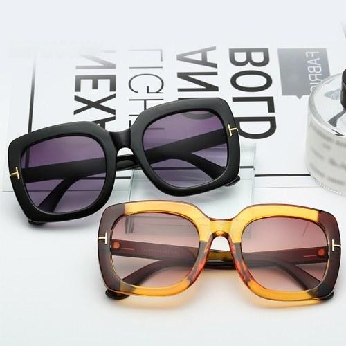 Moda mujer gafas de sol con
