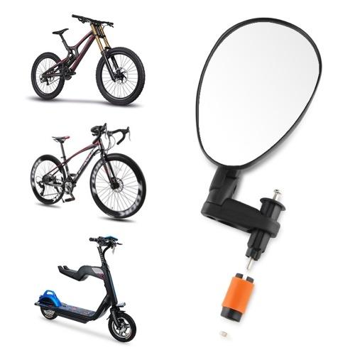 CXWXC Single Portable Bike Rearview Mirror