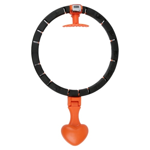 Intelligent Counting Waist  Hoop Adjustable Spinning  Waist Hoop