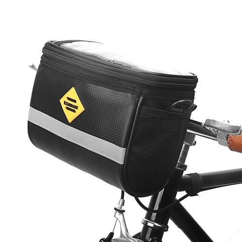 Insulated Bicycle Handlebar Cooler Bag