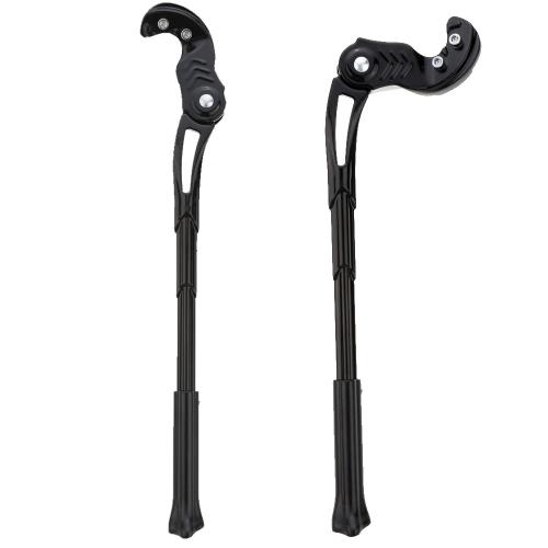Ajustable Lado soporte de Bicicleta Ciclismo