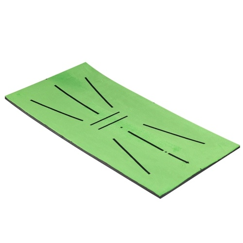 Sports Accessories Golfs Training Mat for Swing Detection Batting Batting Golfer Practice Training Aid Cushion