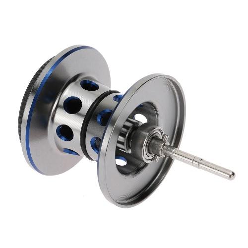 Alluminio lega pesca linea bobina ricambio per Casting Reel freno centrifugo