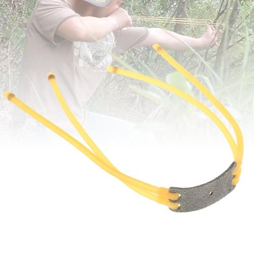 4-Bandgeschwindigkeit Elastic Elastica Bungee-Gummiband für Schleuder Katapult Jagd