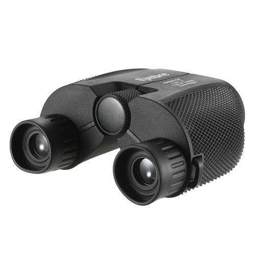 Telescopio binoculare binoculare compatto BaK4 10x25 Mini campo compatto a binocolo leggero compatto per il campeggio
