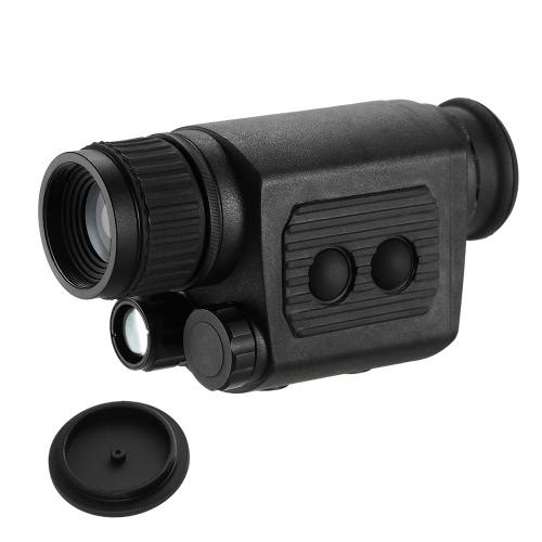 Visionking 1x20 visualizzatore di visione notturna digitale Monocular Outdoor portatile leggero Infrarosso IR illuminatore Dispositivo di visione notturna dispositivo per la caccia campeggio