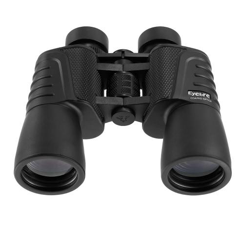 10x50 telescopio de alta potencia de vigilancia binoculares