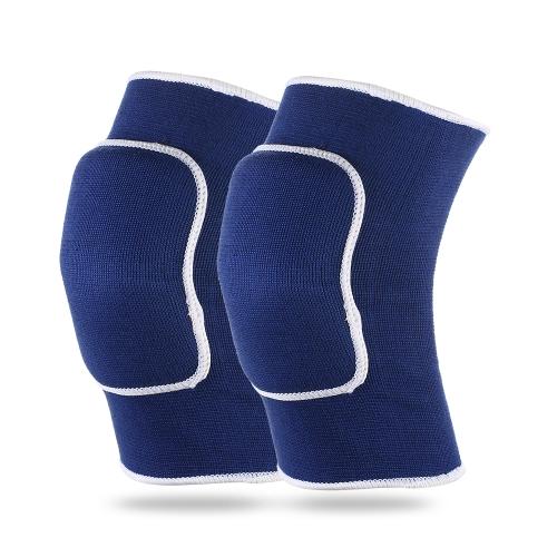 2PCS колено плеча колено рукав волейбол колено поддержки поддержки гвардии протектор ноги поддержки спорта сноуборд колено компрессионный рукав Pad