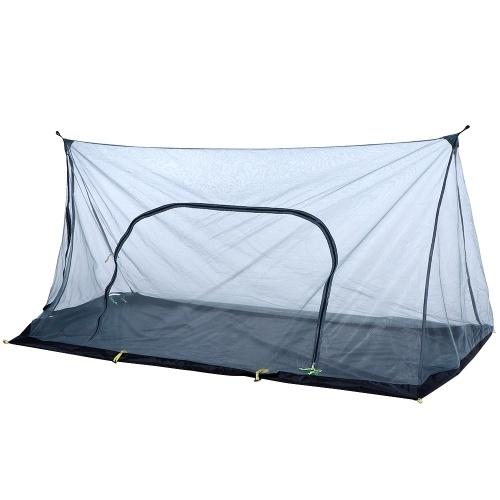 Image of Outdoor Camping Zelt Ultralight Mesh Zelt Moskito Insektenschutzmittel Net Zelt Schutz